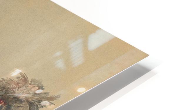 A Nubian harper HD Sublimation Metal print