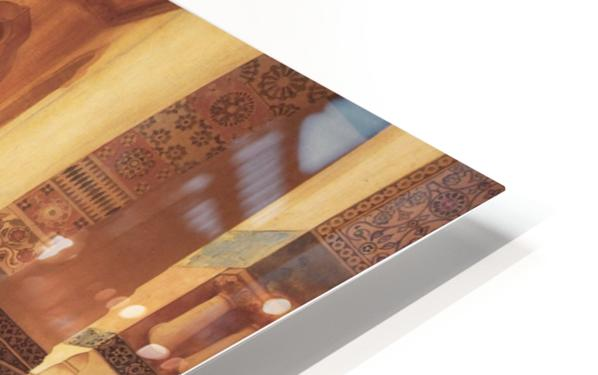 Oriental Mosques HD Sublimation Metal print