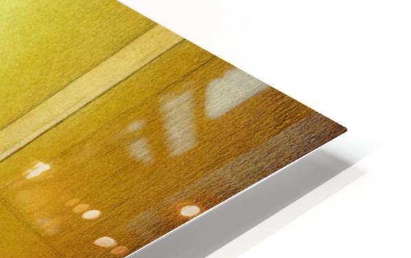 c3po HD Sublimation Metal print