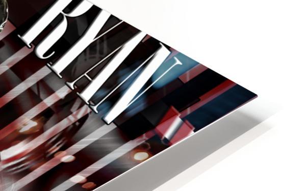 Matt Ryan Design HD Sublimation Metal print