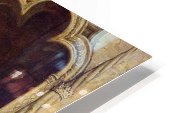 The church door 1889 HD Sublimation Metal print