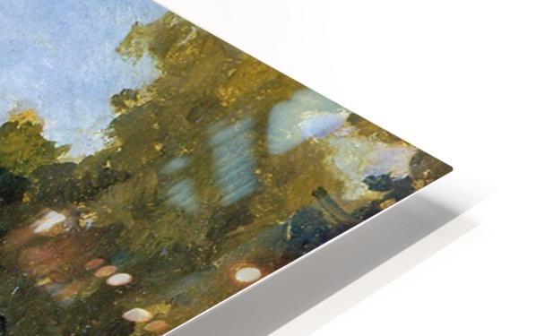 House of Millet at Barbizon HD Sublimation Metal print