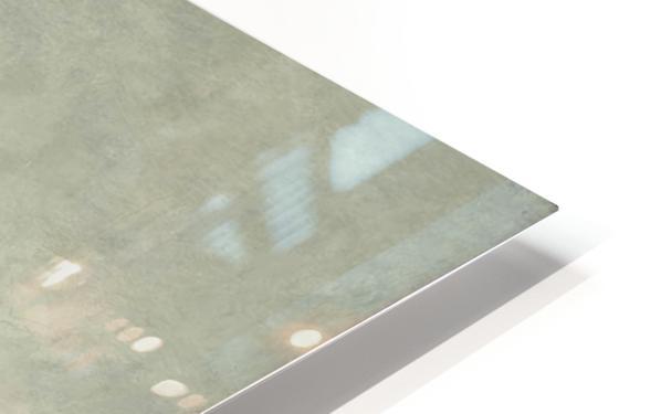 A View on Het Spaarne, Haarlem HD Sublimation Metal print
