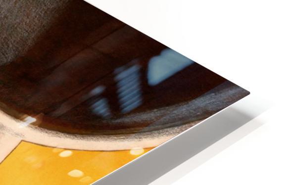 coffee man Impression de sublimation métal HD