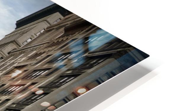 NEW YORK CITY 5th Avenue   HD Sublimation Metal print