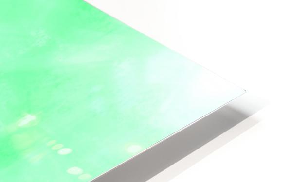 Yin and yang HD Sublimation Metal print