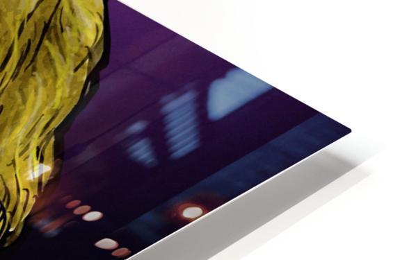 The Joker Says HD Sublimation Metal print
