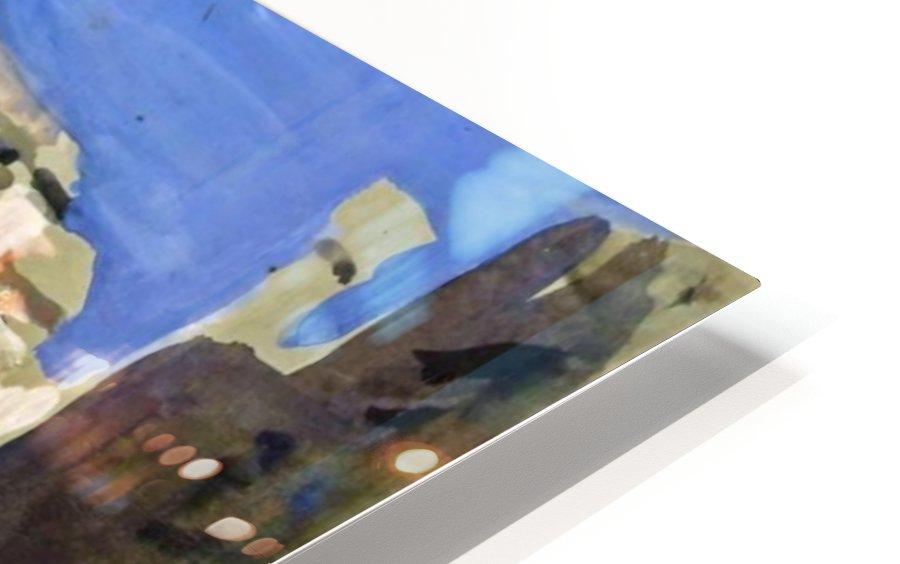 Venice HD Sublimation Metal print