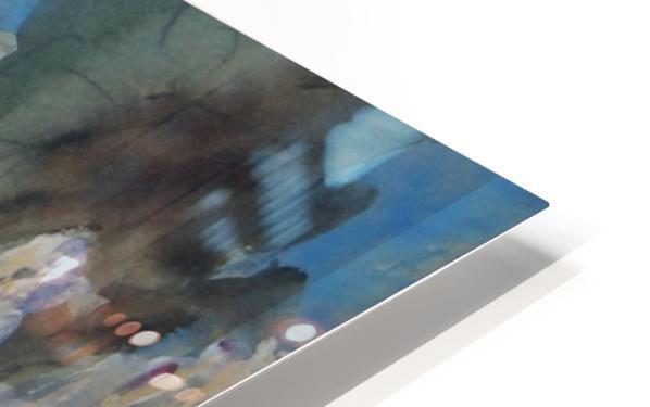 Paestum, Italy HD Sublimation Metal print