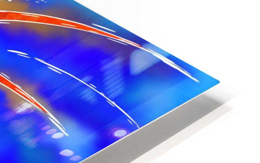 Essemios - furious dragon HD Sublimation Metal print
