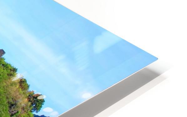 St Kitts Brimstone Hill 2 HD Sublimation Metal print