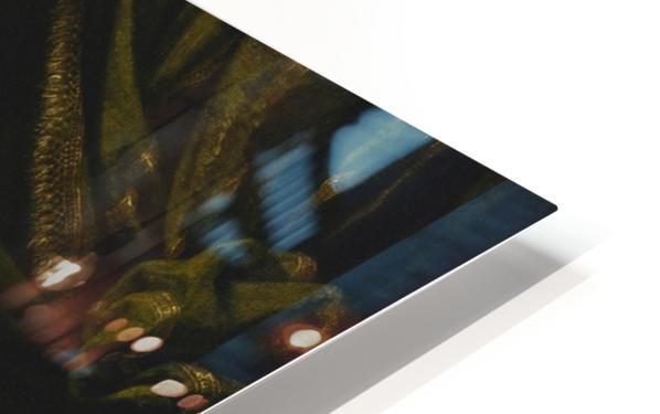 Jael and Sisera HD Sublimation Metal print