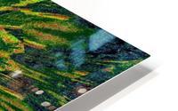 Green Flower 4 HD Metal print