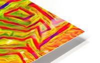 fern HD Metal print