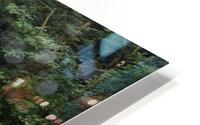 GLENCAR WATERFALL HD Metal print