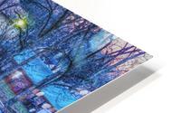 Lonoke, AR   Jackrabbit Dairy Bar  HD Metal print