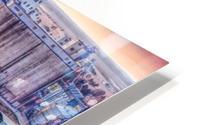 Lonoke AR | West down Hwy 70 HD Metal print