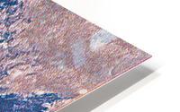 Eiffel Tower- Abstract HD Metal print