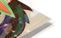 Warrior Wings HD Metal print