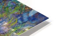 Wisteria -2- by Monet HD Metal print