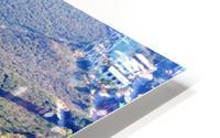 HIMALAYAN ROAD HD Metal print