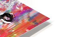 Leo HD Metal print