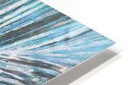 nervure HD Metal print