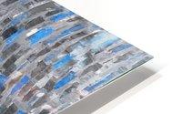 distortion HD Metal print