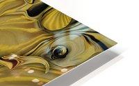 Theme From Indestructible Metamorphosis HD Metal print