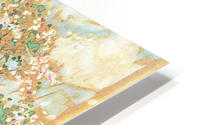 Blooming Trees by Hassam HD Metal print