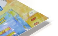 ahson qazicityscape HD Metal print