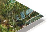 Glen Shiel River - Colorflow 3 HD Metal print