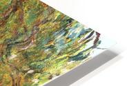 The Willow HD Metal print