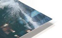 Breaking Wave HD Metal print