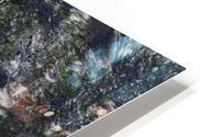 The Ocean Sand HD Metal print