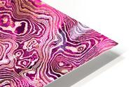 Abstract Marble II HD Metal print