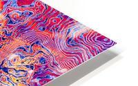 Abstract Marble IV HD Metal print