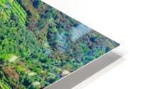 Colorful village of Cinque Terre HD Metal print