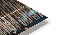 Létang dépassé - Contemporary Art Impression metal HD