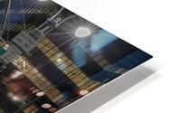 Zoom HD Metal print