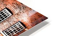 Squares HD Metal print