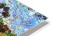 Poppy Fields by Van Gogh HD Metal print