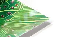 Electronic Brain HD Metal print
