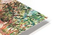 River bank by Van Gogh HD Metal print