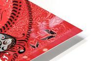 Type Is Allusive - Typography Art Print HD Metal print