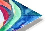 Abstract underwater world HD Metal print