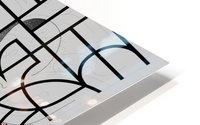 Type Is Deviant - Typography Art Print HD Metal print