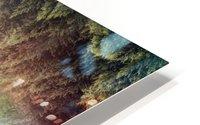 Antler HD Metal print