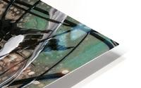 3090 - OD green HD Metal print