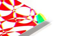 KIRI HD Metal print